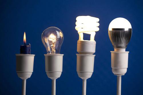 Saiba a equivalência das lâmpadas