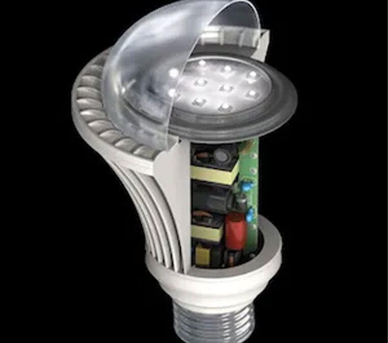 Entenda como funciona a vida útil das luminárias LED