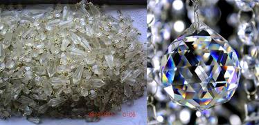Dicas de como limpar o Lustres de Cristal