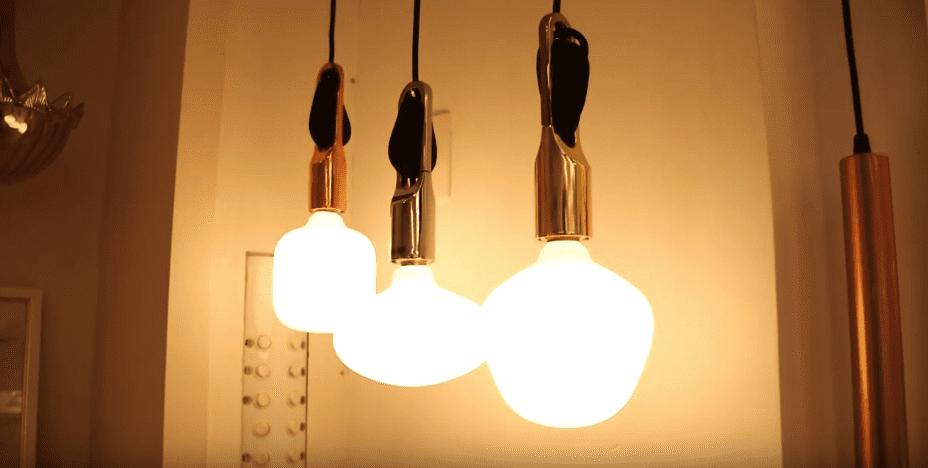 Tipos de Lâmpadas para iluminação