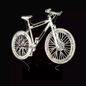 Abajur - Bicicleta