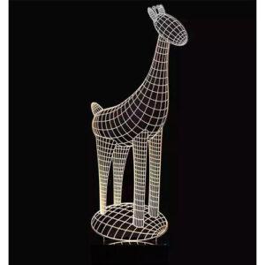 Abajur - Girafa