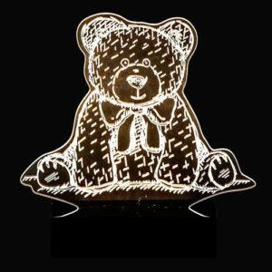 Abajur - Urso