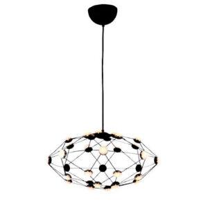 Lustre Ellipsis com LED