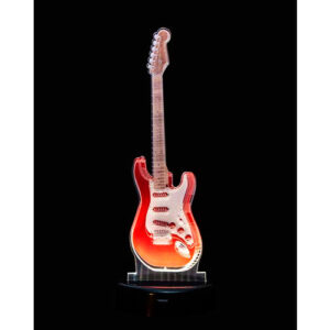 Abajur Colorido - Guitarra
