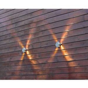 Arandela Beam Four LED