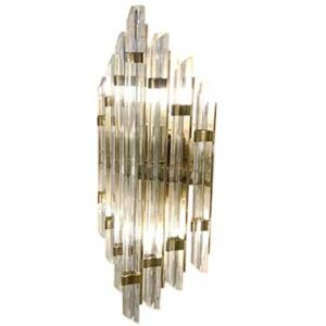 Arandela Moderna Lewis de Cristal