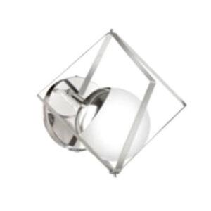 Arandela Trace com Globos de Vidro