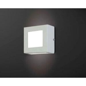 Luminária de Parede Arandela Externa Xel Quadrada