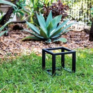 Balizador de Jardim Cubo - LED INTEGRADO