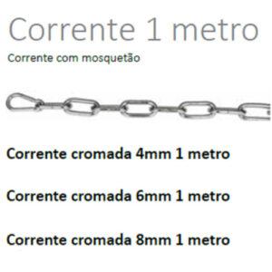 Corrente para Lustres - 1 Metro / 2 metros