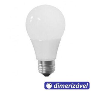 Lâmpada Bulbo LED Dimerizável A60-A67