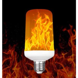 Lâmpadas Chama LED