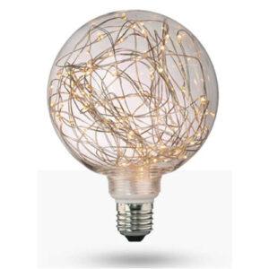 Lâmpada Decorativa LED Fio de Fada