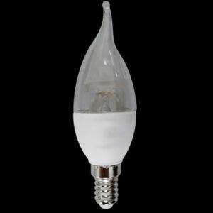 Lâmpada LED Chama Dimerizavel 4.3W