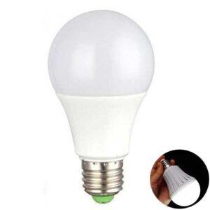 Lâmpada Bulbo LED de Emergência