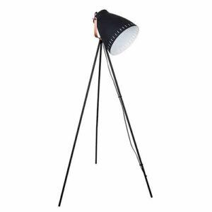 Luminária de Chão em Metal Borboleta Tripé