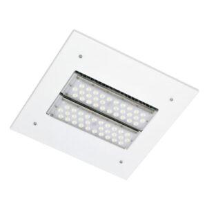 Luminária de Embutir LED Modular Alta Potência - 40W À 200W
