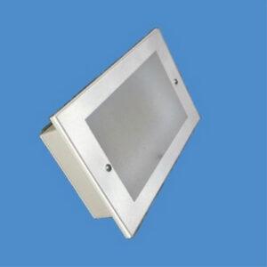 Luminária de Emergência Embutir LED