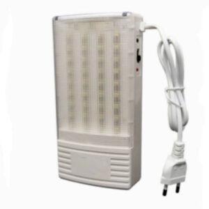 Luminária de Emergência LED - 90 Minutos