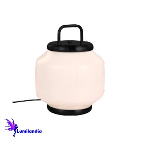 Abajur de Vidro Cilinder