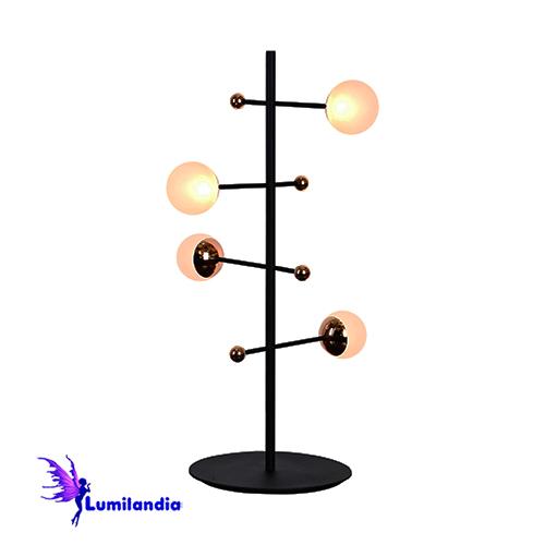 Luminária de Mesa Abajur Moderno Cadiz - LED Integrado
