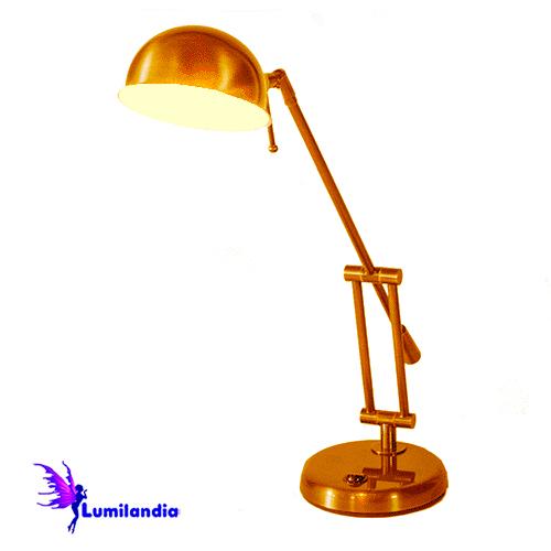 Luminária de Mesa Articulada Judit