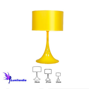 Luminária de Mesa Moderna Bisca'