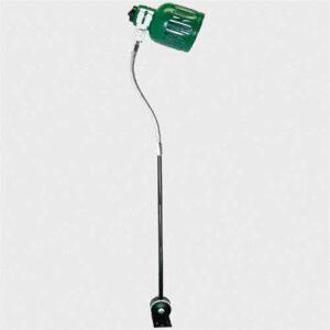 Luminária Industrial Flange Flexível Articulada