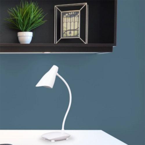 Luminária de Mesa Pixel Flexível - LED INTEGRADO