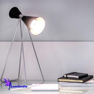 Luminária de Mesa Moderna Gaudi Foco