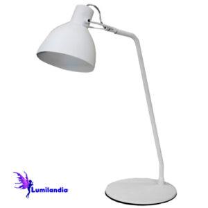 Luminária de Mesa Moderna Sena com Cúpula Móvel