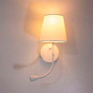 Luminária de Parede Arandela Abajur de Cabeceira