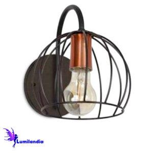 Luminária de Parede Arandela Aramada Spyder