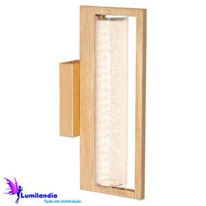 Luminária de Parede Arandela Moderna Lavinia - LED Integrado