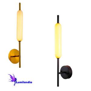 Luminária de Parede Arandela Moderna Sis - LED Integrado