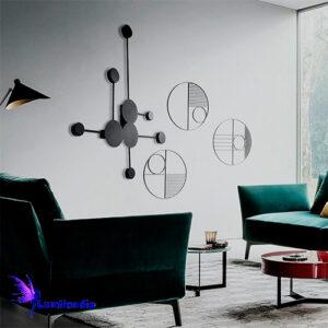Luminária de Parede Arandela LED Moderna Saden Multi