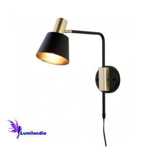 Luminária de Parede Arandela Moderna Direcional Patit