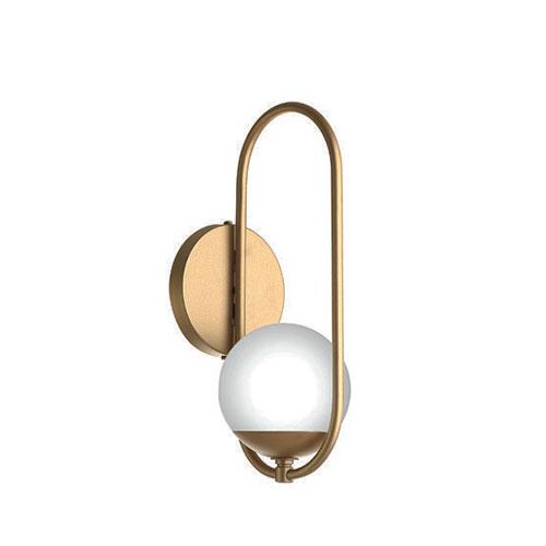 Luminária de Parede Arandela Elo com 1 Globo