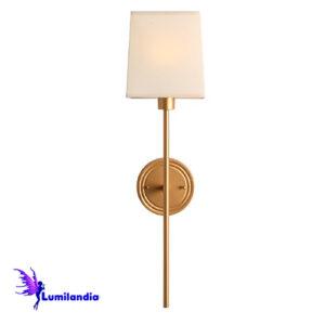 Luminária de Parede Arandela Tocheiro Gênova