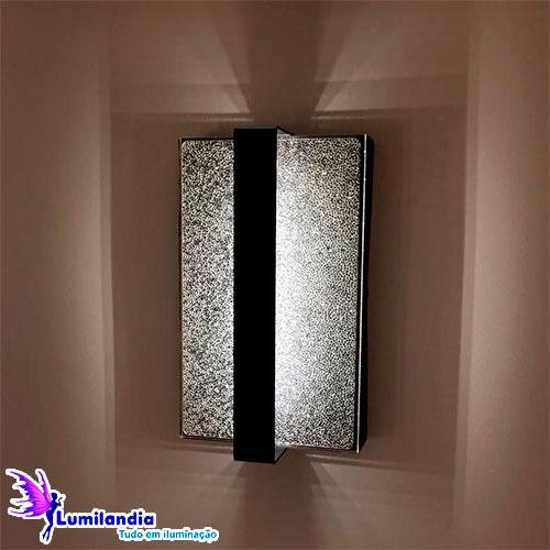 Luminária de Parede Arandela Olorum - LED Integrado