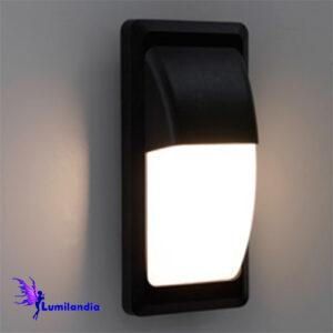 Arandela Melina com Flexível LED para Leitura - Entrada USB e Interruptor Individual - Dimensões