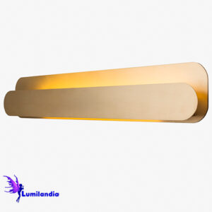 Luminária de Parede Arandela Moderna Barra Linear Segarra - 70cm