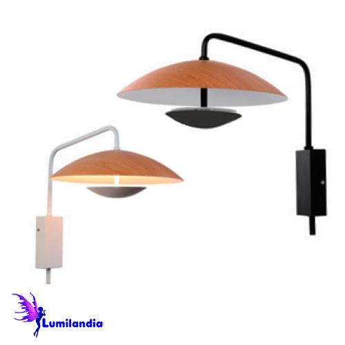 Luminária de Parede Arandela LED Allen Moderna