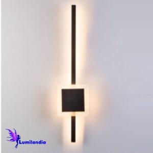 Luminária de Parede Arandela LED Moderna Loy Quadrada