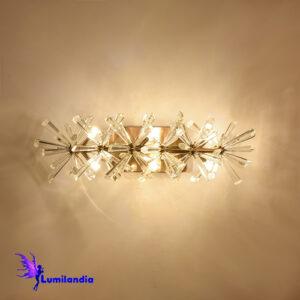 Luminária de Parede Arandela Moderna Toledo