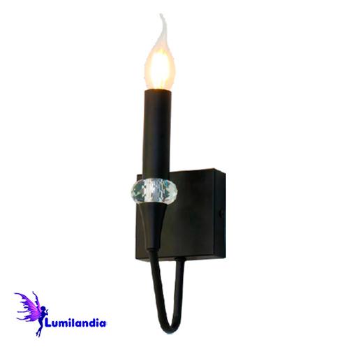 Luminária de Parede Arandela Moderna Gina