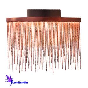 Luminária de Parede Arandela Moderna Jaen - LED Integrado