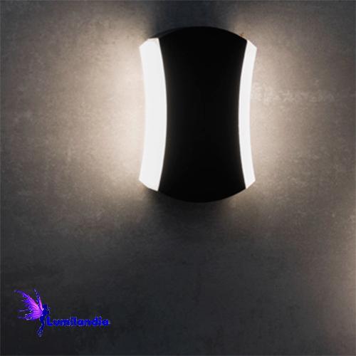 Luminária de Parede Arandela LED Moderna Medir