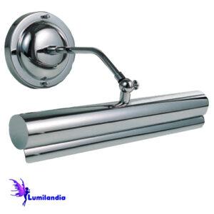 Luminária de Parede Arandela para Espelho Calha